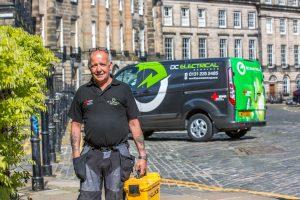 Landlord Electrician services in Edinburgh