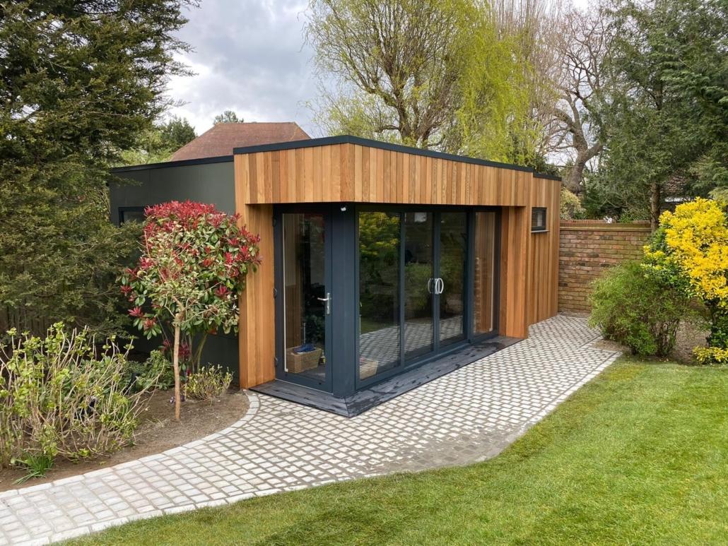 Garden Room Advice from your Edinburgh Electrician